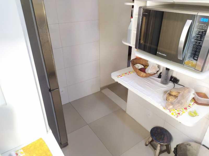 Cozinha. - Apartamento 2 quartos à venda Inhaúma, Rio de Janeiro - R$ 175.000 - VPAP21738 - 21