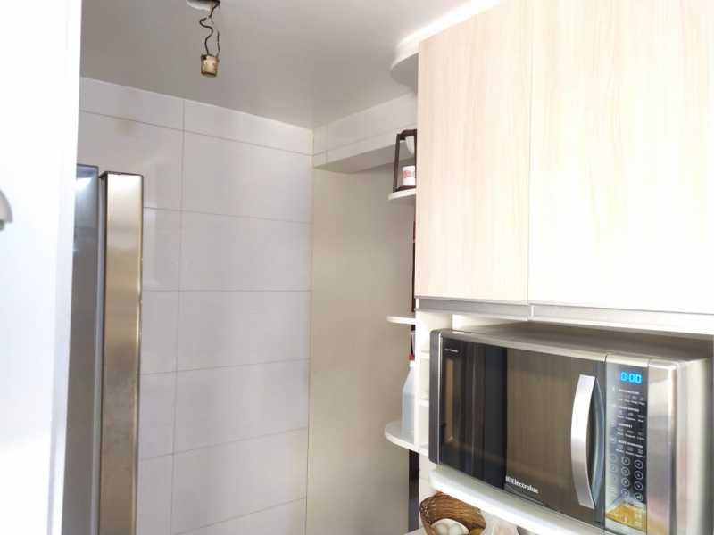 Cozinha - Apartamento 2 quartos à venda Inhaúma, Rio de Janeiro - R$ 175.000 - VPAP21738 - 22