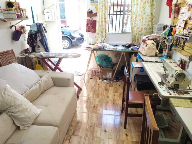 Garagem 1.. - Apartamento 2 quartos à venda Inhaúma, Rio de Janeiro - R$ 175.000 - VPAP21738 - 27