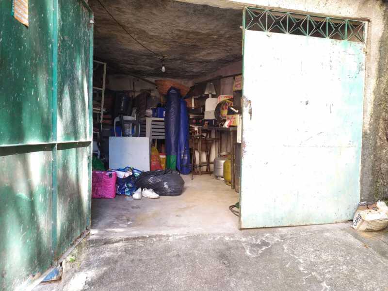 Garagem dois - Apartamento 2 quartos à venda Inhaúma, Rio de Janeiro - R$ 175.000 - VPAP21738 - 28
