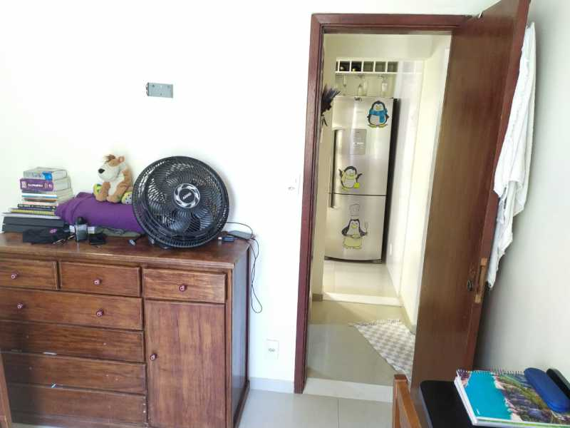 Quarto 1. - Apartamento 2 quartos à venda Inhaúma, Rio de Janeiro - R$ 175.000 - VPAP21738 - 16