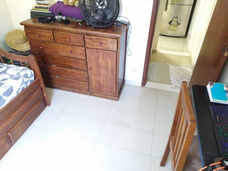 Quarto 1 - Apartamento 2 quartos à venda Inhaúma, Rio de Janeiro - R$ 175.000 - VPAP21738 - 17