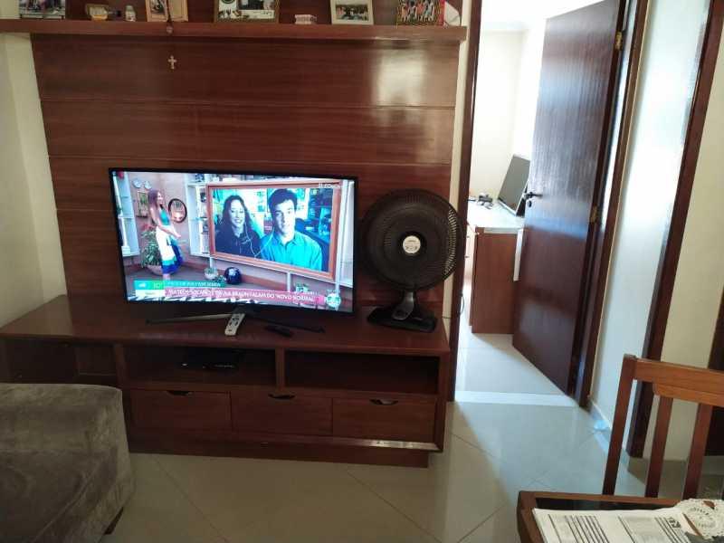 Sala. - Apartamento 2 quartos à venda Inhaúma, Rio de Janeiro - R$ 175.000 - VPAP21738 - 4
