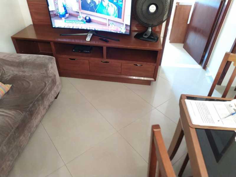 Sala - Apartamento 2 quartos à venda Inhaúma, Rio de Janeiro - R$ 175.000 - VPAP21738 - 6