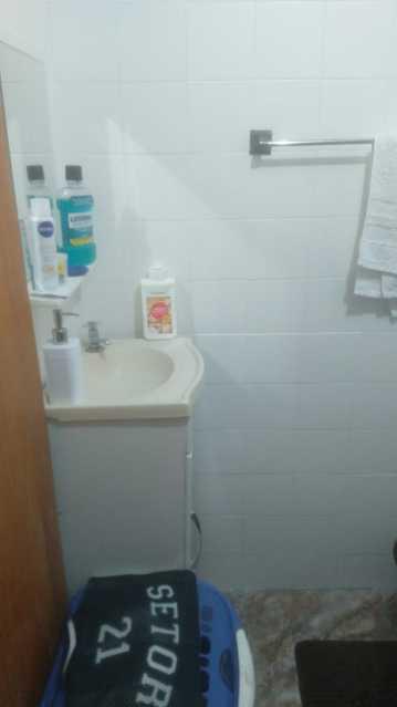 banheiro 2 - Apartamento 1 quarto à venda Vila Kosmos, Rio de Janeiro - R$ 280.000 - VPAP10209 - 3