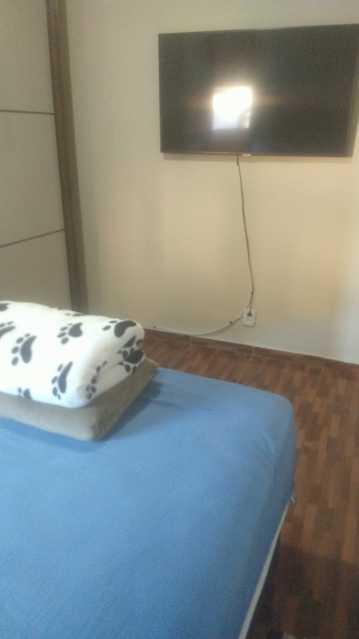 quarto 2 - Apartamento 1 quarto à venda Vila Kosmos, Rio de Janeiro - R$ 280.000 - VPAP10209 - 6