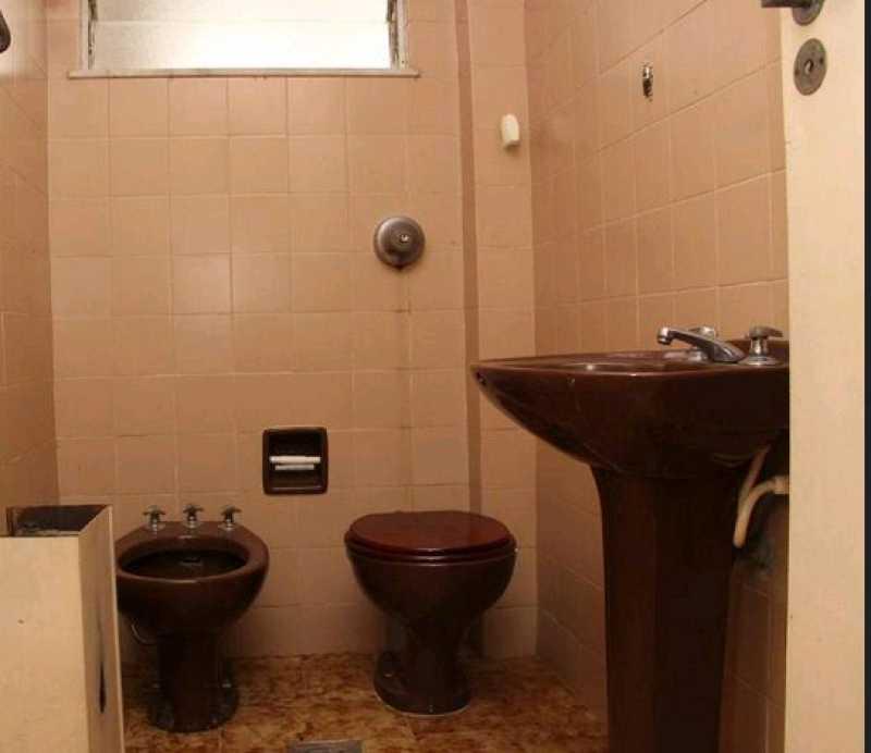Bbanheiro social - Apartamento 3 quartos à venda Vila Isabel, Rio de Janeiro - R$ 380.000 - VPAP30452 - 21