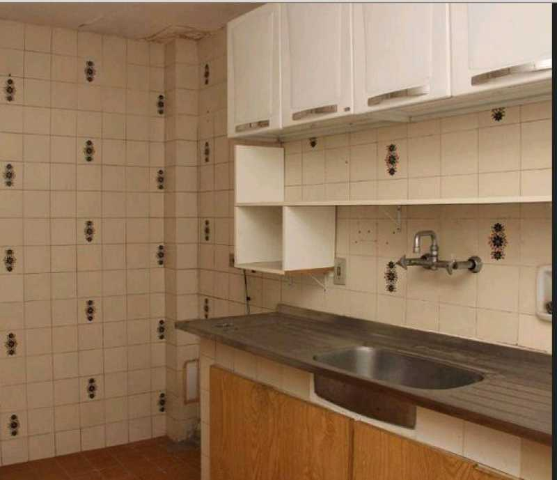 Cozinha .. - Apartamento 3 quartos à venda Vila Isabel, Rio de Janeiro - R$ 380.000 - VPAP30452 - 19