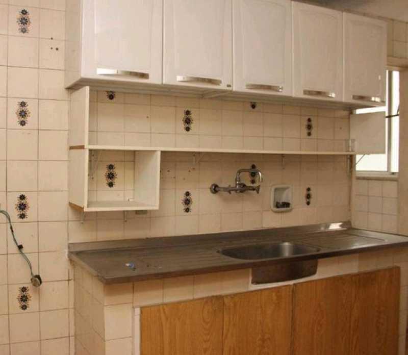 Cozinha Armarios - Apartamento 3 quartos à venda Vila Isabel, Rio de Janeiro - R$ 380.000 - VPAP30452 - 18