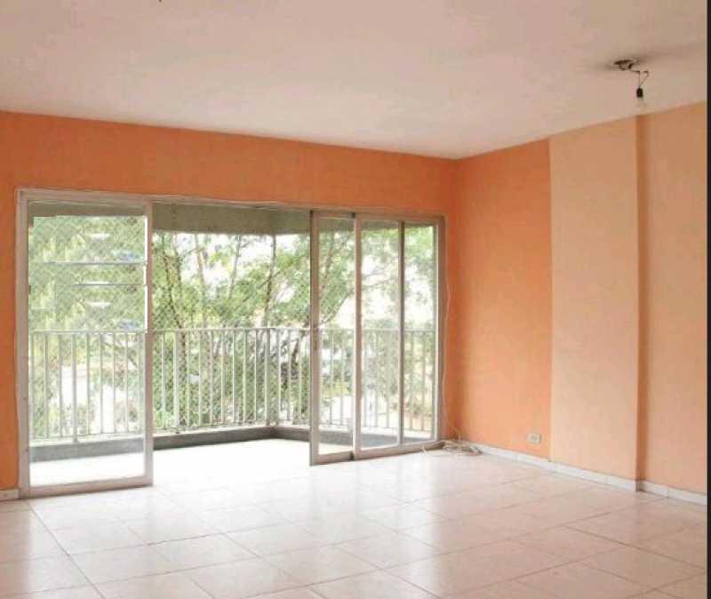 Sala ambiente - Apartamento 3 quartos à venda Vila Isabel, Rio de Janeiro - R$ 380.000 - VPAP30452 - 1