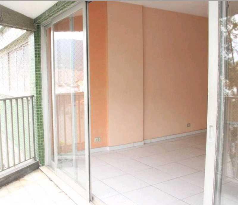 Sala e varanda - Apartamento 3 quartos à venda Vila Isabel, Rio de Janeiro - R$ 380.000 - VPAP30452 - 4