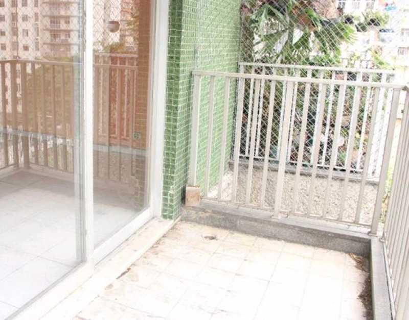 Varanda... - Apartamento 3 quartos à venda Vila Isabel, Rio de Janeiro - R$ 380.000 - VPAP30452 - 30