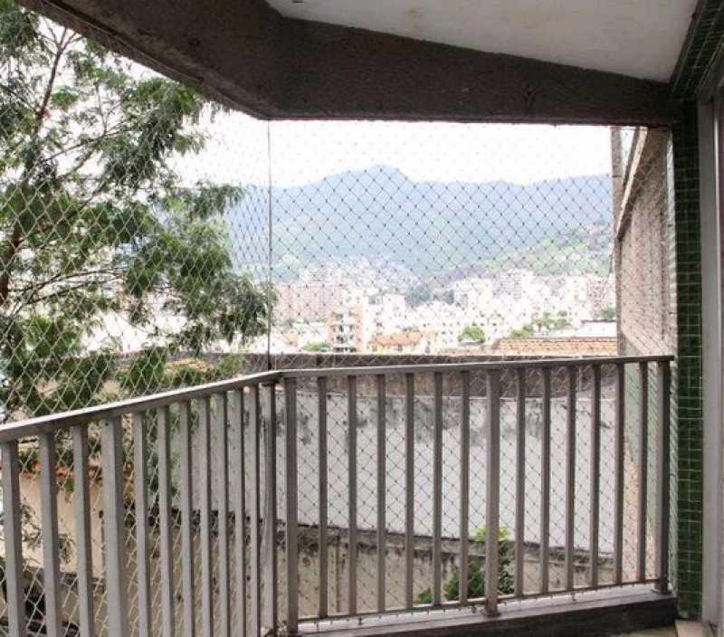 Varanda - Apartamento 3 quartos à venda Vila Isabel, Rio de Janeiro - R$ 380.000 - VPAP30452 - 31