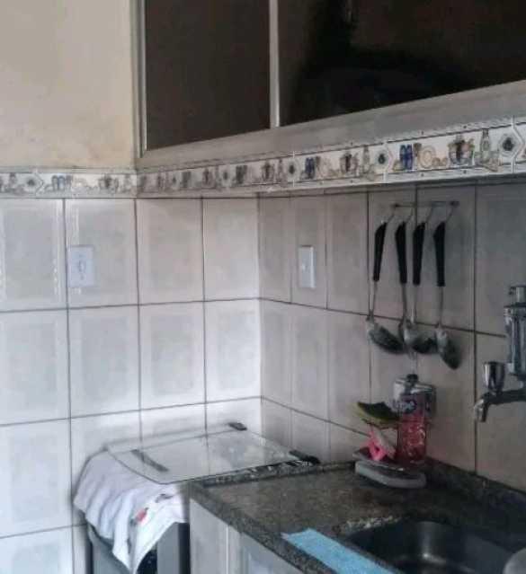 Cozinha 1 - Apartamento à venda Rua General Cláudio,Marechal Hermes, Rio de Janeiro - R$ 200.000 - VPAP21743 - 10