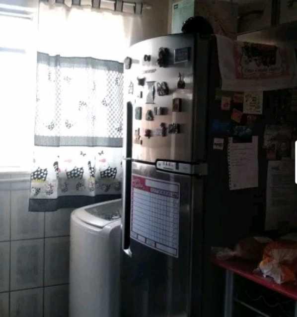 Cozinha - Apartamento à venda Rua General Cláudio,Marechal Hermes, Rio de Janeiro - R$ 200.000 - VPAP21743 - 9