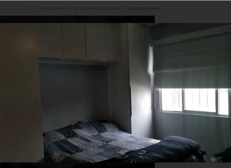 Quarto casal 1 - Apartamento à venda Rua General Cláudio,Marechal Hermes, Rio de Janeiro - R$ 200.000 - VPAP21743 - 8