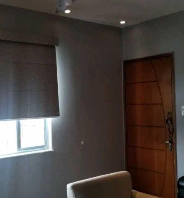 SALA. - Apartamento à venda Rua General Cláudio,Marechal Hermes, Rio de Janeiro - R$ 200.000 - VPAP21743 - 3