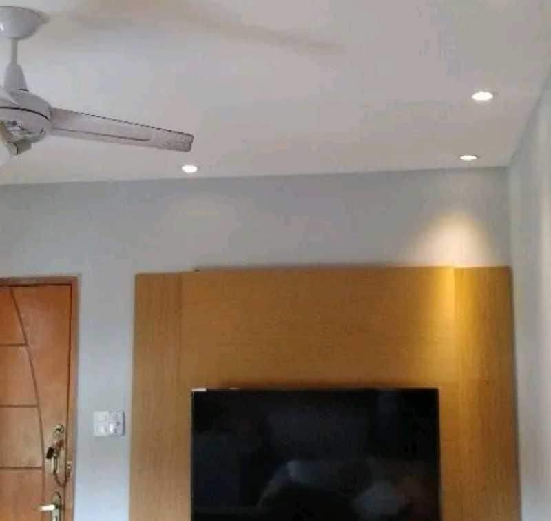 Sala ambiente - Apartamento à venda Rua General Cláudio,Marechal Hermes, Rio de Janeiro - R$ 200.000 - VPAP21743 - 4