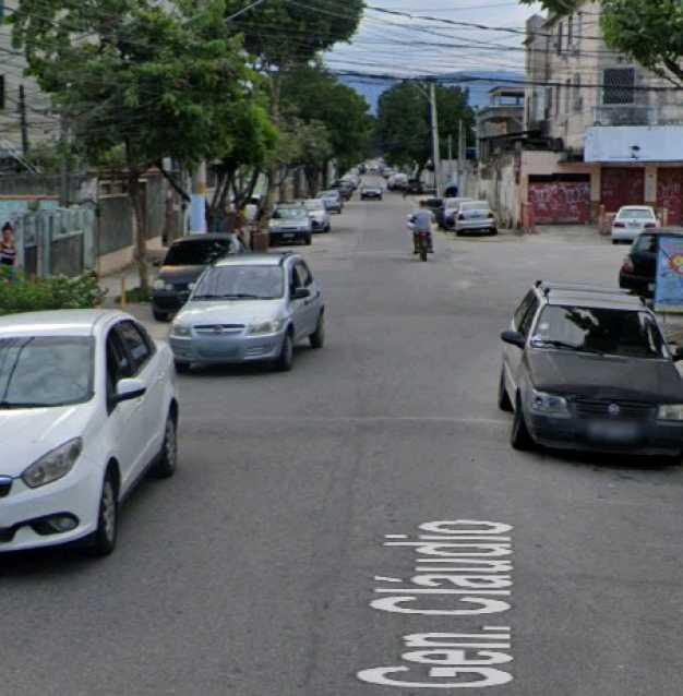Vista Rua - Apartamento à venda Rua General Cláudio,Marechal Hermes, Rio de Janeiro - R$ 200.000 - VPAP21743 - 13