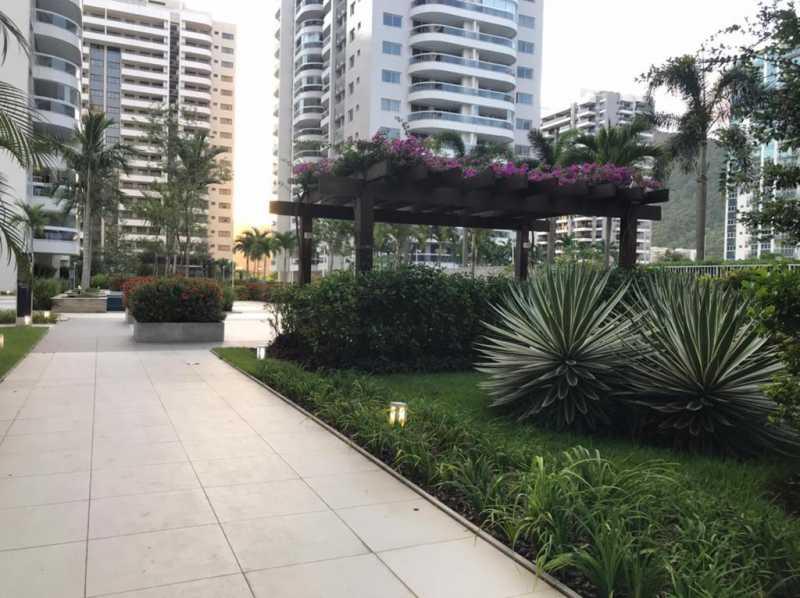 Condomínio - Apartamento à venda Rua Escritor Rodrigo Melo Franco,Barra da Tijuca, Rio de Janeiro - R$ 780.000 - VPAP21744 - 27