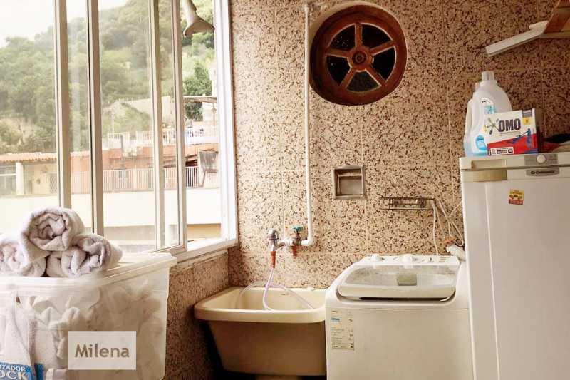 Área do segundoar. - Cobertura à venda Rua Araújo Leitão,Engenho Novo, Rio de Janeiro - R$ 460.000 - VPCO30038 - 18
