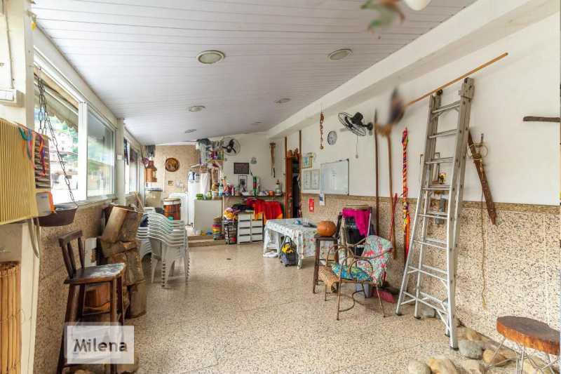 Área do segundoar - Cobertura à venda Rua Araújo Leitão,Engenho Novo, Rio de Janeiro - R$ 460.000 - VPCO30038 - 19