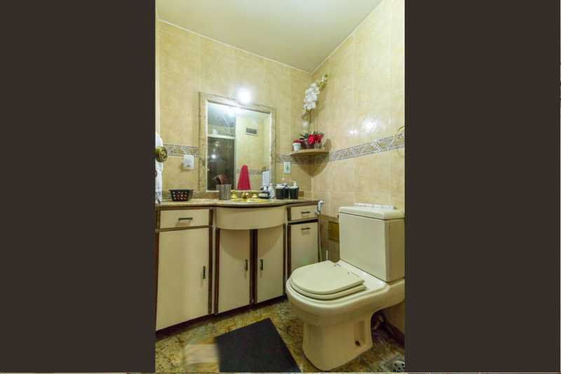 Banheiro social.. - Cobertura à venda Rua Araújo Leitão,Engenho Novo, Rio de Janeiro - R$ 460.000 - VPCO30038 - 9