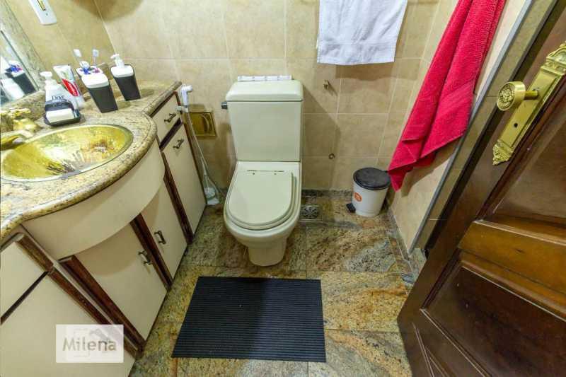 Banheiro social. - Cobertura à venda Rua Araújo Leitão,Engenho Novo, Rio de Janeiro - R$ 460.000 - VPCO30038 - 7