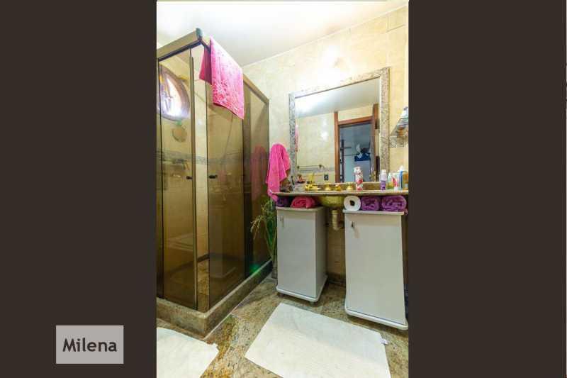 Banheiro suite.... - Cobertura à venda Rua Araújo Leitão,Engenho Novo, Rio de Janeiro - R$ 460.000 - VPCO30038 - 13