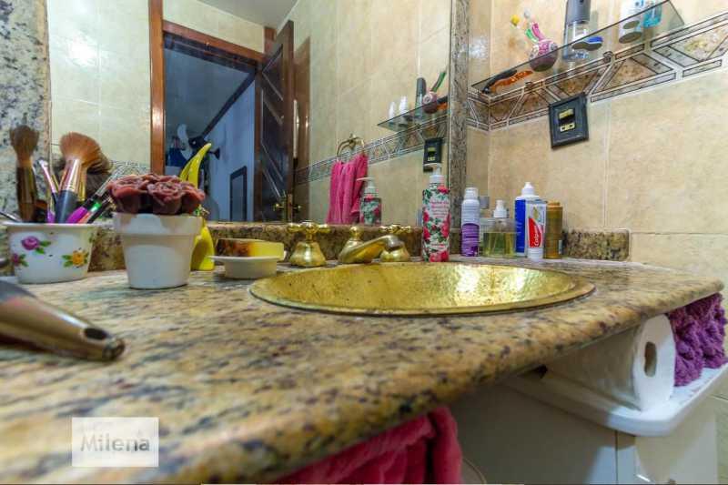 Banheiro suite.. - Cobertura à venda Rua Araújo Leitão,Engenho Novo, Rio de Janeiro - R$ 460.000 - VPCO30038 - 17