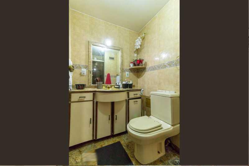Banheiro suite - Cobertura à venda Rua Araújo Leitão,Engenho Novo, Rio de Janeiro - R$ 460.000 - VPCO30038 - 15