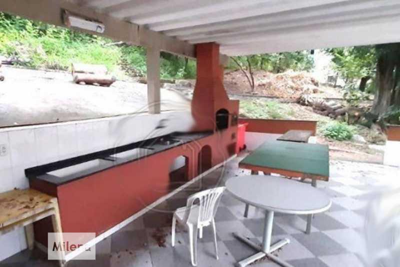 Churrasqueira área gourmet - Cobertura à venda Rua Araújo Leitão,Engenho Novo, Rio de Janeiro - R$ 460.000 - VPCO30038 - 22