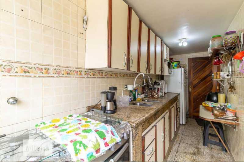 Cozinha. - Cobertura à venda Rua Araújo Leitão,Engenho Novo, Rio de Janeiro - R$ 460.000 - VPCO30038 - 4