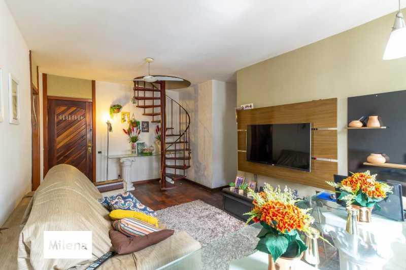 Sala - Cobertura à venda Rua Araújo Leitão,Engenho Novo, Rio de Janeiro - R$ 460.000 - VPCO30038 - 1