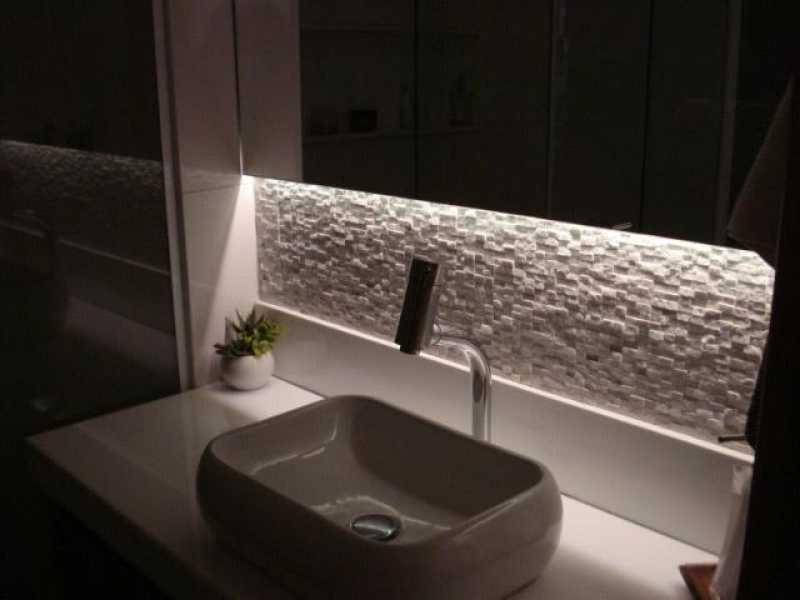 Banheiro social - Apartamento à venda Rua Morais e Silva,Maracanã, Rio de Janeiro - R$ 790.000 - VPAP21745 - 5