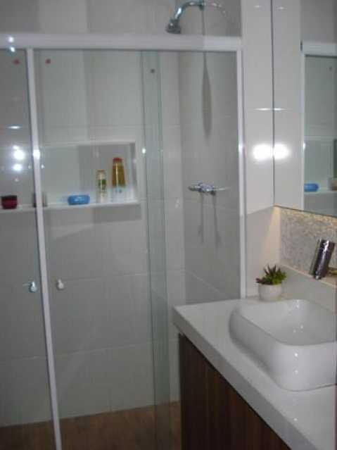 Banheiro. - Apartamento à venda Rua Morais e Silva,Maracanã, Rio de Janeiro - R$ 790.000 - VPAP21745 - 6
