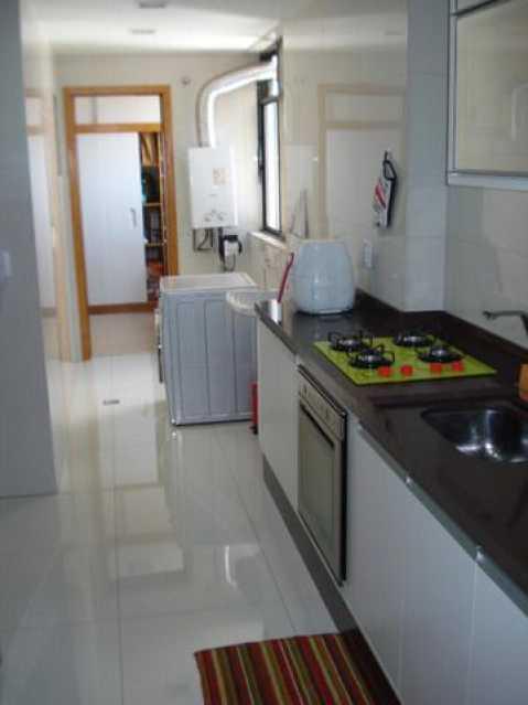 Cozinha - Apartamento à venda Rua Morais e Silva,Maracanã, Rio de Janeiro - R$ 790.000 - VPAP21745 - 12