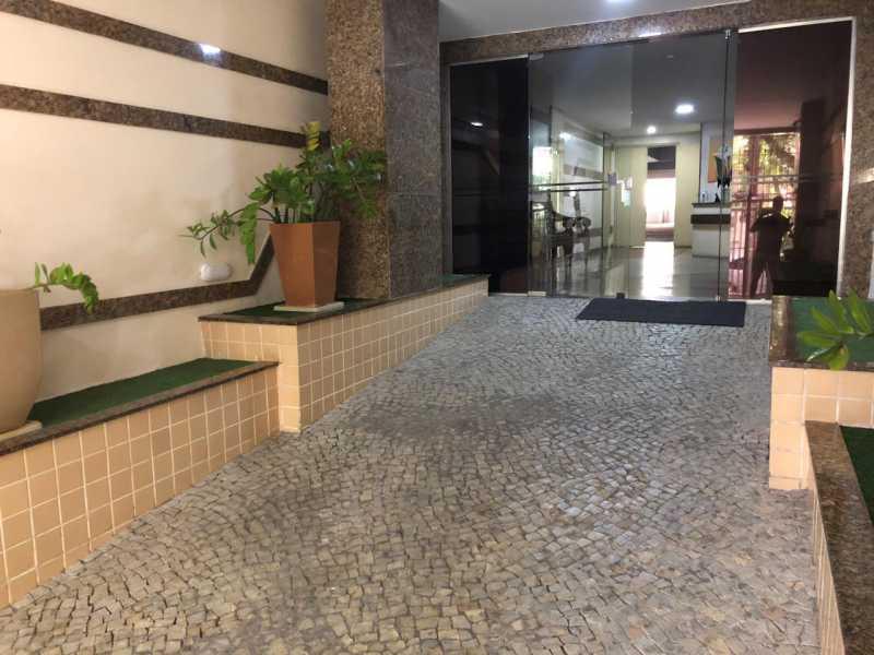 Entrada do predio - Apartamento à venda Rua Morais e Silva,Maracanã, Rio de Janeiro - R$ 790.000 - VPAP21745 - 15