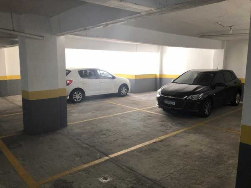 Garagem - Apartamento à venda Rua Morais e Silva,Maracanã, Rio de Janeiro - R$ 790.000 - VPAP21745 - 17