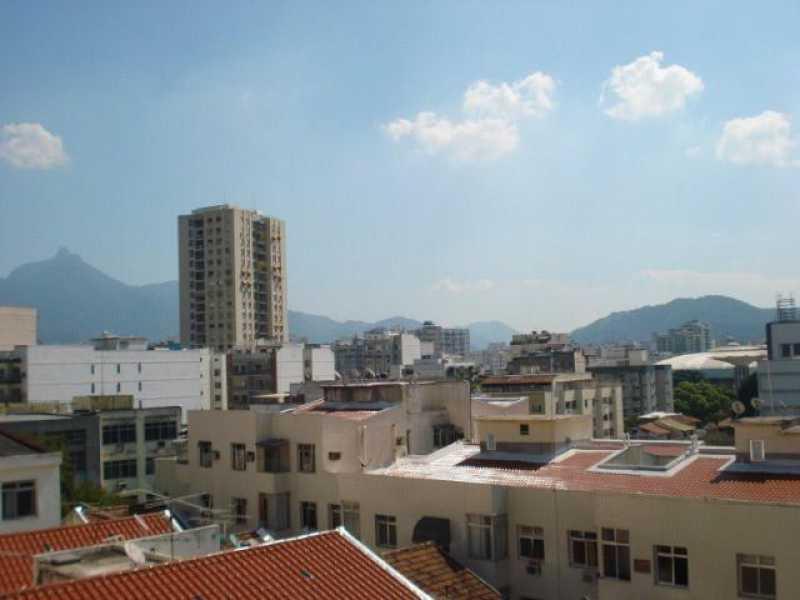 Vista da sala.. - Apartamento à venda Rua Morais e Silva,Maracanã, Rio de Janeiro - R$ 790.000 - VPAP21745 - 16