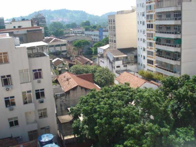 Vista da sala. - Apartamento à venda Rua Morais e Silva,Maracanã, Rio de Janeiro - R$ 790.000 - VPAP21745 - 20