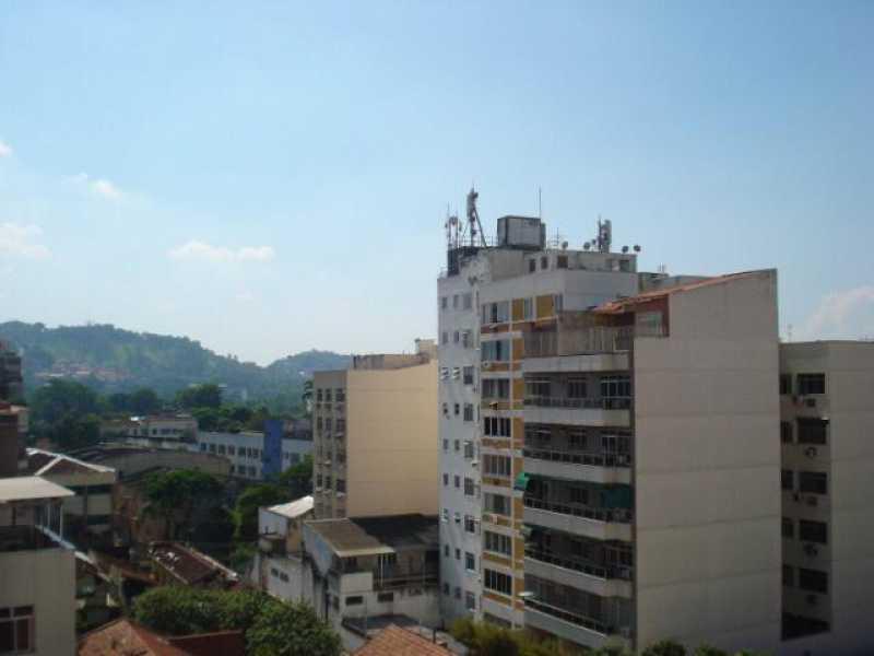 Vista da sala - Apartamento à venda Rua Morais e Silva,Maracanã, Rio de Janeiro - R$ 790.000 - VPAP21745 - 21