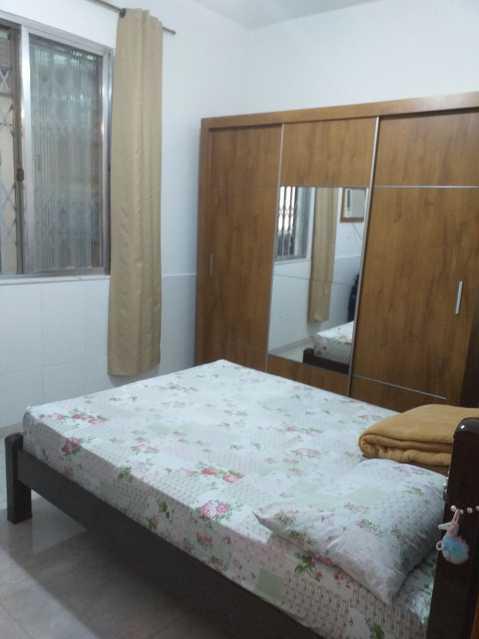3 - Quarto casal. - Casa à venda Rua Jequiriça,Penha, Rio de Janeiro - R$ 500.000 - VPCA20339 - 7