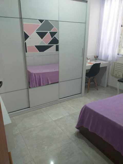 5 - Quarto solteiro. - Casa à venda Rua Jequiriça,Penha, Rio de Janeiro - R$ 500.000 - VPCA20339 - 9