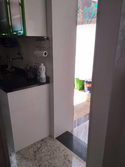 9 - Cozinha área. - Casa à venda Rua Jequiriça,Penha, Rio de Janeiro - R$ 500.000 - VPCA20339 - 14