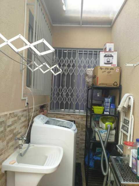 10 - área serviço. - Casa à venda Rua Jequiriça,Penha, Rio de Janeiro - R$ 500.000 - VPCA20339 - 16