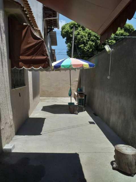 15 - Quintal. - Casa à venda Rua Jequiriça,Penha, Rio de Janeiro - R$ 500.000 - VPCA20339 - 17