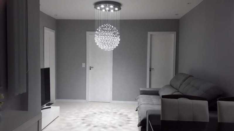1-sala - Apartamento à venda Avenida Marechal Rondon,São Francisco Xavier, Rio de Janeiro - R$ 270.000 - VPAP21747 - 1