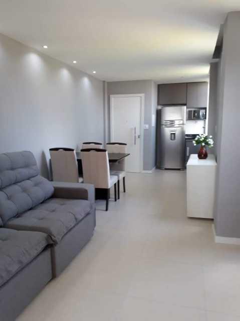2-sala - Apartamento à venda Avenida Marechal Rondon,São Francisco Xavier, Rio de Janeiro - R$ 270.000 - VPAP21747 - 3