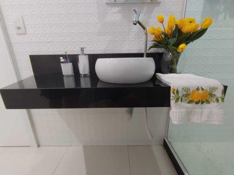 10-banheiro - Apartamento à venda Avenida Marechal Rondon,São Francisco Xavier, Rio de Janeiro - R$ 270.000 - VPAP21747 - 11